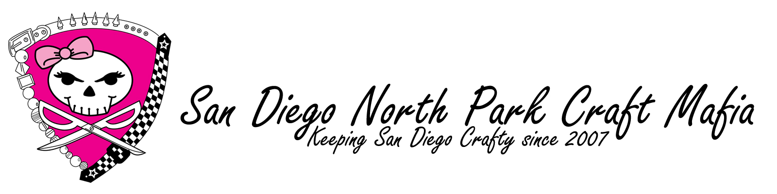 San Diego North Park Craft Mafia, Keeping San Diego Crafty Since 2007